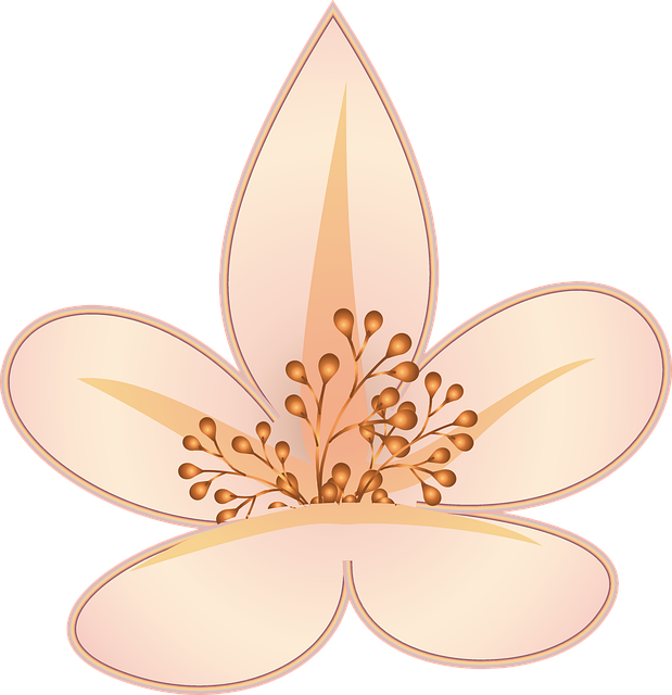 miniature artist flower